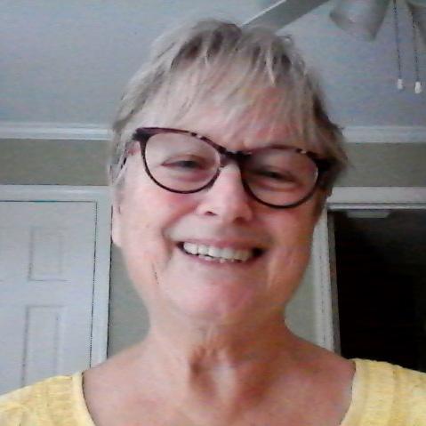 Membership Coordinator Sue Cushing Elected - 3rd Year