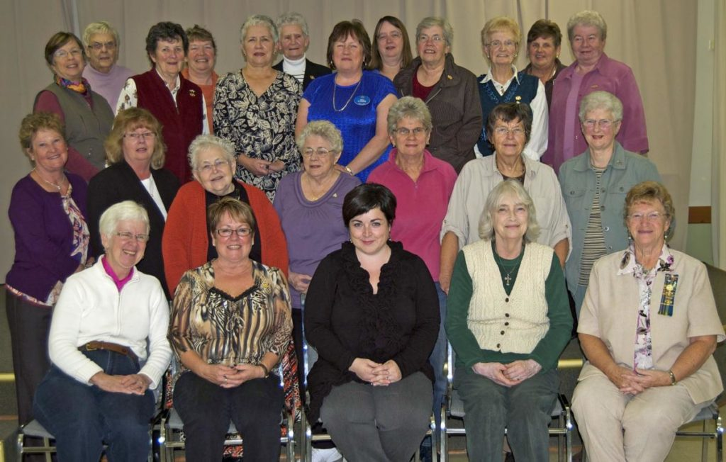 Members of Calabogie, Burnstown, White Lake and Balsam Hill-Horton Branches