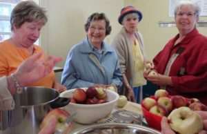Prince Edward District Women's Institute (Trent Valley Area) held three ROSE Sessions