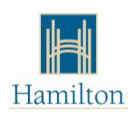 Logo for the City of Hamilton