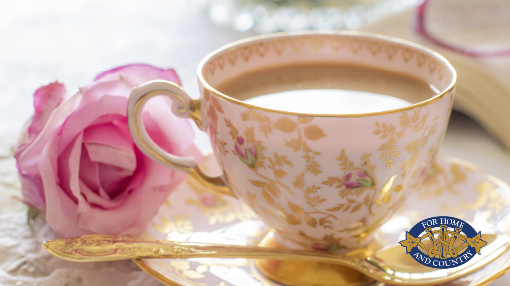 A Brief History of Afternoon Tea | FWIO