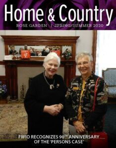 Home & Country ROSE Garden: Spring/Summer 2020 Issue | FWIO