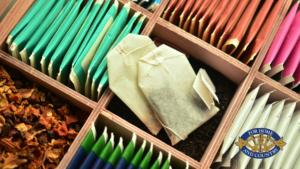 Looseleaf tea and tea bags |What is tea? | FWIO