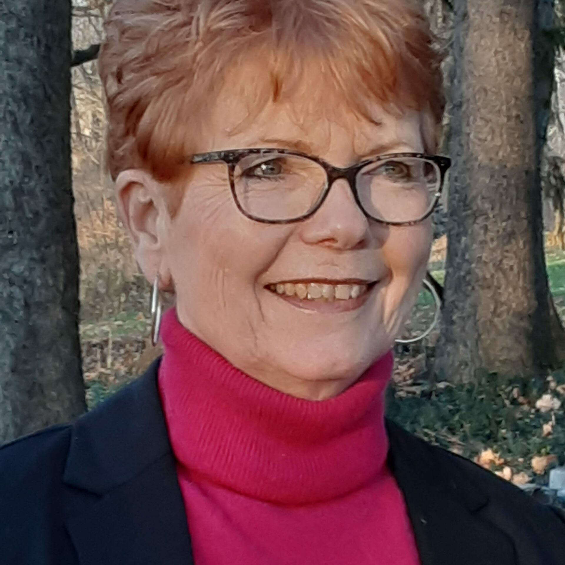 Education Coordinator Elaine Tully Elected - 1st Year